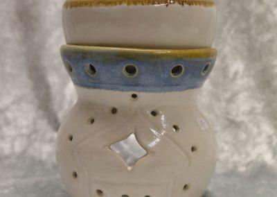 Duftlampe Keramik